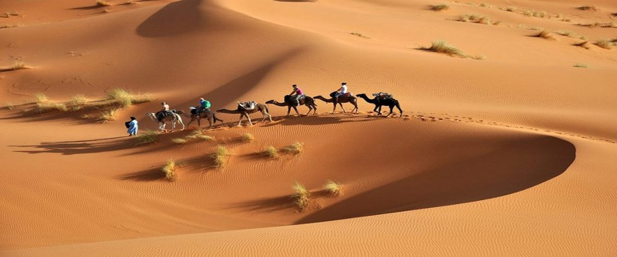 3 Days Desert Tours Marrakech Fes