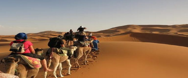 Morocco Family Tour Marrakech Fes 5 Days